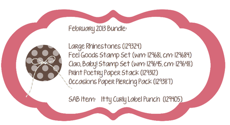 Stampin up bundle, sale a bration, free tutorial