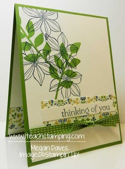 How to make a homemade greeting card with limited supplies